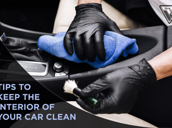 tips to keep your car clean